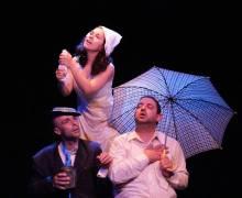 Ajidanha actuará por primera vez en Canarias el próximo 5 de mayo en el Teatro Municipal de Tías