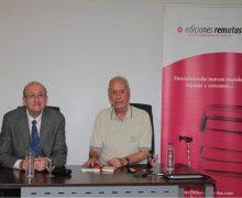 """Agustín Pallarés presenta su último trabajo """"Prehistoria de Lanzarote"""""""