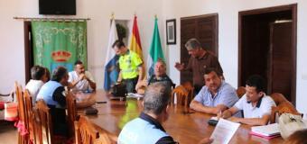 Teguise ha aprobado un exhaustivo Plan para garantizar la seguridad de las Fiestas de Famara 2017