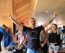 'Un canario en el Norseman' El documental