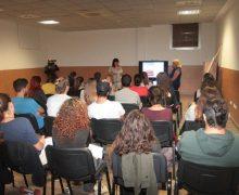 """La charla """"Desertificación en Canarias"""", primera actividad organizada por la Concejalía de Medio Ambiente para celebrar el Día Mundial del Suelo"""