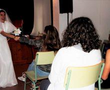 Únete Yaiza cumple su primera semana en el IES y se traslada el fin de semana a la Casa de la Cultura