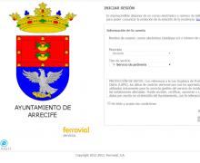 La concejal de Parques y Jardines anima a los vecinos de Arrecife a utilizar el servicio de aviso de incidencias