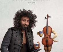 Arrecife recibe 'La increíble gira mundial del violín', de Ara Malikian