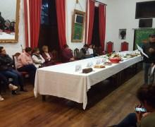 El Postre Erizo de Loli Martín se lleva el primer premio del Concurso de Postres de Navidad de Teguise