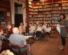 Los Jueves literarios de Teguise despidieron el año con la lectura de Lancelot 28º-7º de Agustín Espinosa