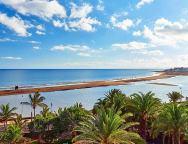 Puerto del Carmen lideró la ocupación turística en España durante todo el 2017