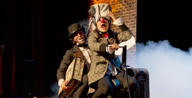 """Clownbaret promete llenar el Teatro El Salinero de risas y diversión con su espectáculo familiar """"Desconcierto"""""""