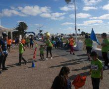 Éxito de participación en las VI Olimpiadas Adaptadas del IES Playa Honda