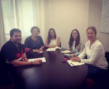 El Ayuntamiento y los empresarios de Teguise solicitan apoyo insular en materia de Tráfico