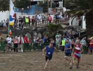 Irlanda cambia el césped por la Playa Grande de Puerto como campo para su competición estrella, el hurling