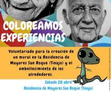 Junt@s Somos Biosfera llevará a Tinajo la acción Junt@s Coloreamos Experiencias