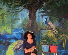 """El """"Paraíso"""" de Rufina Santana en Kentia"""