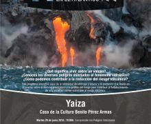 'Canarias: una ventana volcánica en el Atlántico' visita Yaiza