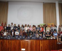 Alumnas del IES de Haría se llevan el primer premio del concurso Rumbo a Menorca organizado en el marco de la celebración del 25 aniversario de Lanzarte como Reserva de la Biosfera