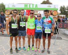 Aroa Merino y José Carlos Hernández certifican el dominio lanzaroteño en la X Lanzarote Wine Run