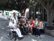 El Ayuntamiento de Arrecife colaborará en un encuentro para personas con discapacidad