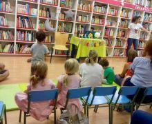 La Bebeteca viajera, un proyecto lúdico para menores de 0 a 36 meses, llega a la Lanzarote