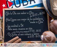 CAFÉ LA OLA CON SABOR A CUBA