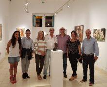 """Ya está abierta al público la muestra """"El arte de coleccionar"""" en la Casa de la Cultura Agustín de la Hoz"""