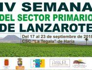 Haría acoge la IV Semana del Sector Primario de Lanzarote