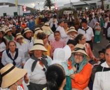El Ayuntamiento de Arrecife recomienda prudencia y respeto a las normas de Seguridad en el camino a Dolores