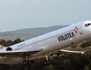 La aerolínea española de bajo coste Volotea abre tres nuevas rutas entre Lanzarote y Francia