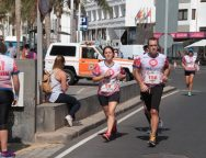 La Asociación de Esclerosis Múltiple recauda 6500 euros en la carrera solidaria MSRUN Lanzarote