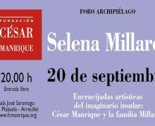 CONFERENCIA DE SELENA MILLARES