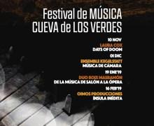 Arranca el Festival de Música de la Cueva de los Verdes