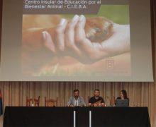 Excelente acogida en la presentación del C.I.E.B.A, Centro Insular de Educación y Bienestar Animal de Lanzarote