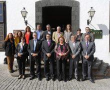Teguise sella su hermanamiento con Niebla y Uruguay