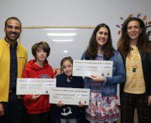 La pasión por las letras reúne a niños, jóvenes y adultos en la emotiva entrega de premios del VI Concurso de Relatos Cortos de Playa Blanca