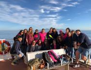 El PFAE de Arrecife participa en una jornada de convivencia en Fuerteventura