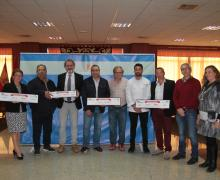 El carácter solidario del Festival Enogastronómico Saborea Lanzarotecontribuirá a la creación de un parque infantilen el Hospital Doctor José Molina Orosa
