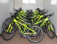 El Cabildo de Lanzarote estrena 15 nuevas bicicletas para las actividades socio-educativas organizadas por el Servicio de Seguridad y Educación Vial