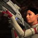 Ashley Williams in Mass Effect 1