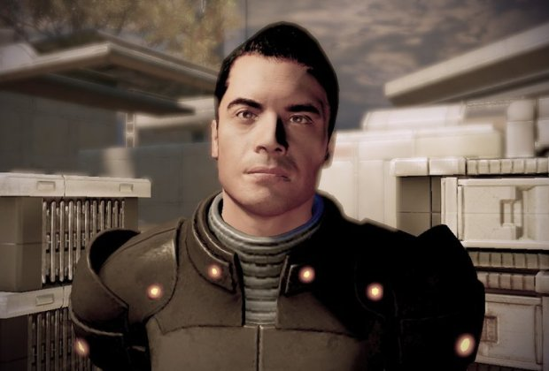 Kaidan Alenko in Mass Effect 2 auf Horizon