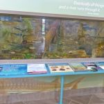 Educational display at the Nature Center