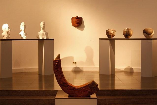 Impressionen Ausstellung Sinnlichkeit