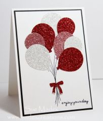 Image result for cards with glitter