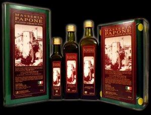 buy olive oil Gargano