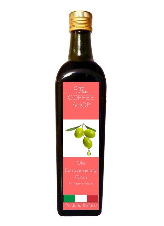 bottiglie olio extravergine di oliva bomboniere