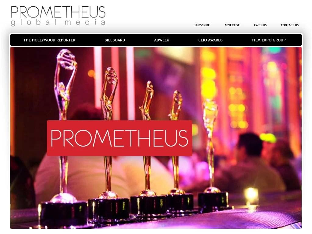 Prometheus Global Media - Massify: Connect, Collaborate, Create