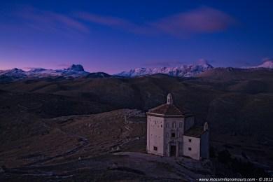 Chiesa Di Santa Maria Della Pietà - Rocca Calascio