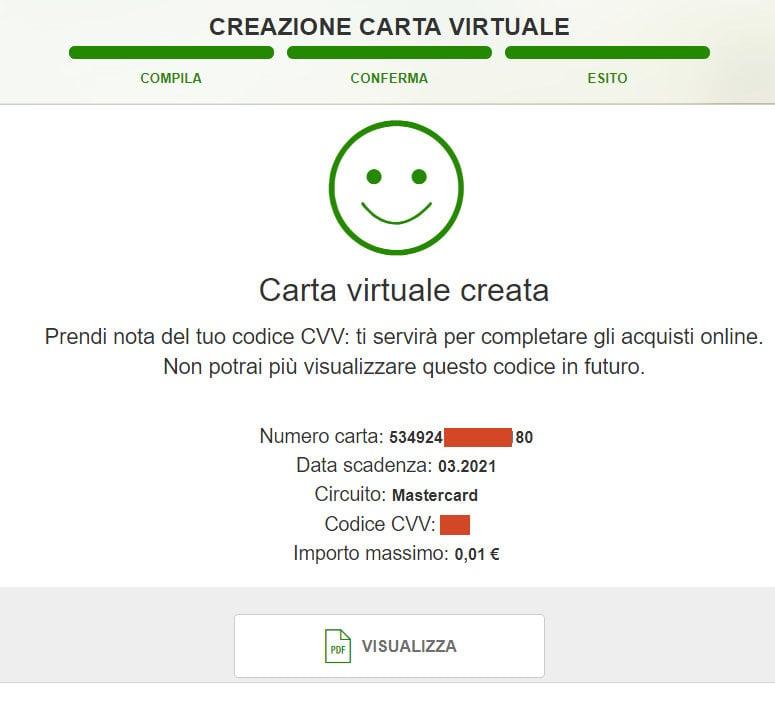Carta Di Credito Virtuale Cosè A Cosa Serve E Come Ottenerla