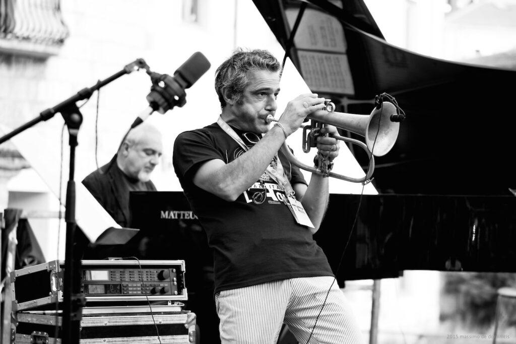 Il jazz Italiano per L'Aquila