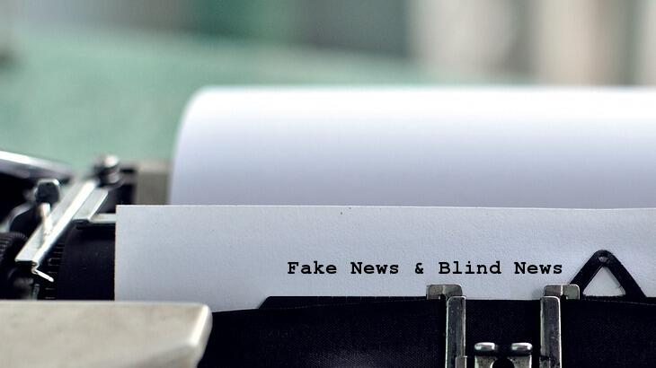 Fake news e Blind news