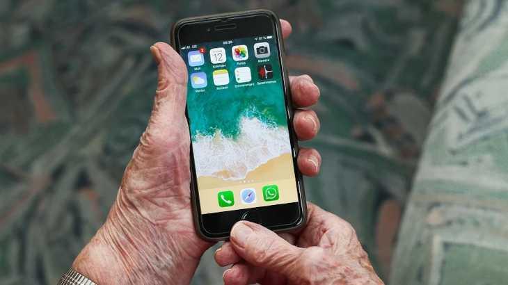 Gli anziani e la tecnologia