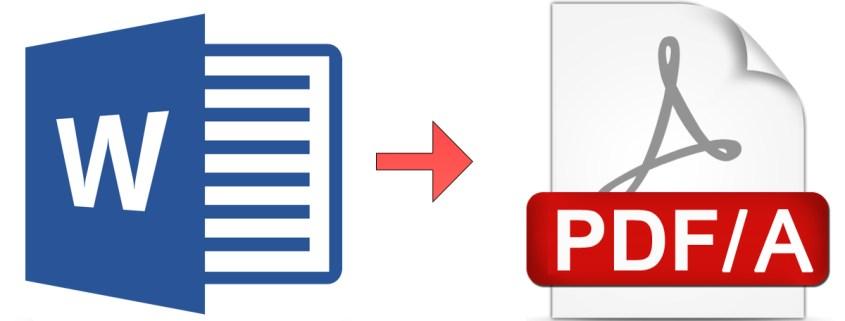 PDF-A DA WORD